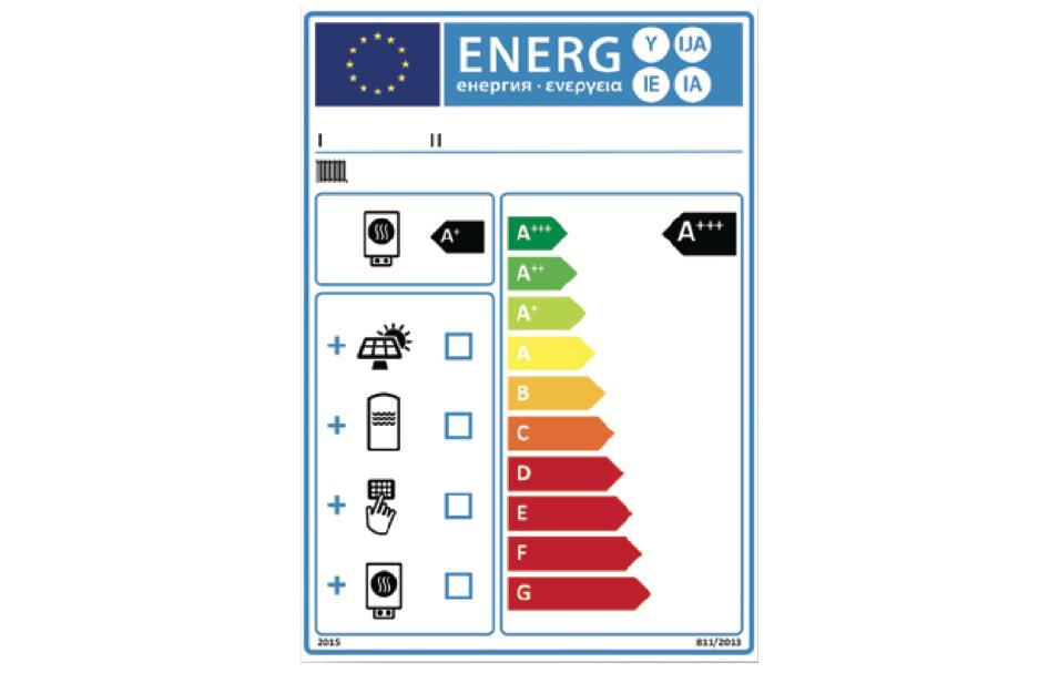 L'étiquette énergie