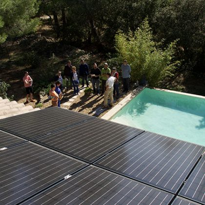 Photovoltaïque particulier